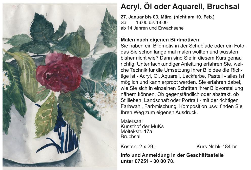11-Öl Acryl Br