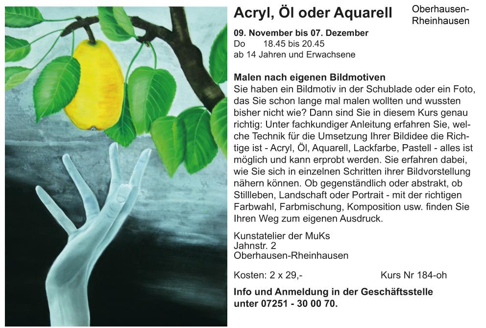 11-Öl Acryl OH