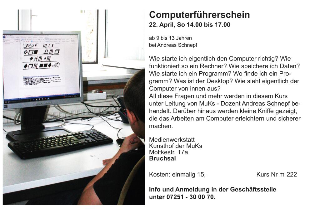 Computerführerschein