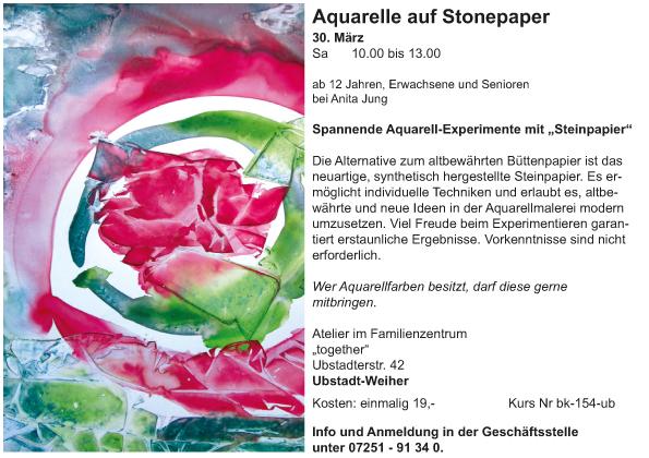 Er_Aquarelle auf Stonepaper_Anita Jung_2019-1