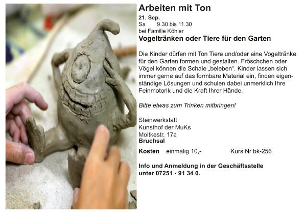 Ki_bk-Martina Köhler _Arbeit mit Ton,Vogeltränke-2019-1