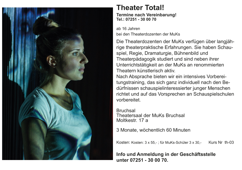 Theater total