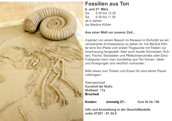 Ki_bk_Martina Köhler_Fossilien aus Ton_2020-2