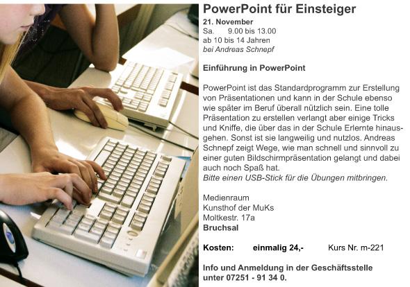 ki_M_Andreas Schnepf_PowerPoint für Einsteiger_2020-2